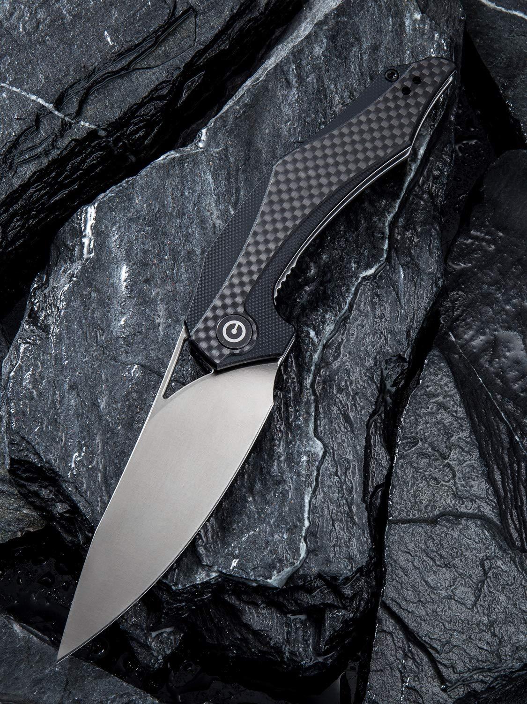 Civivi Knives Plethiros Flipper Knife by Elijah Isham 3.45