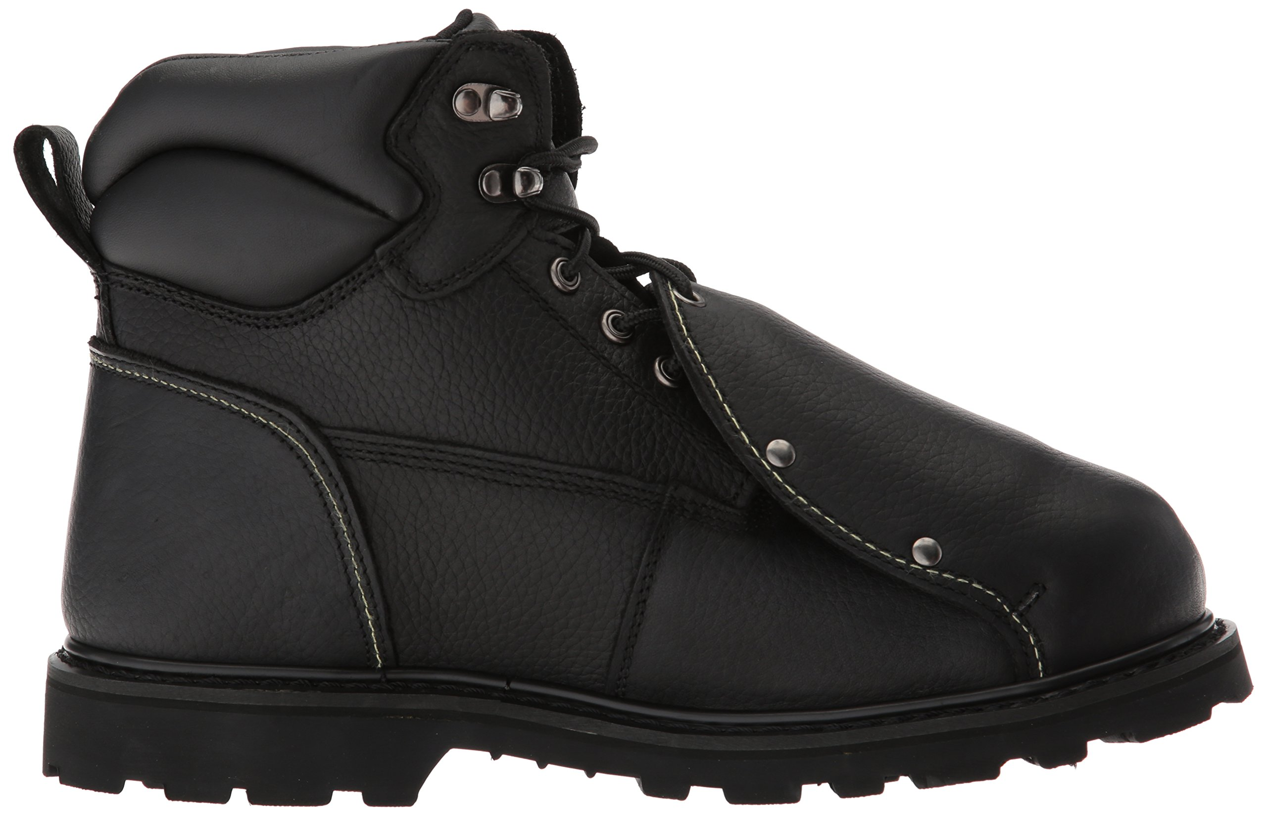 Iron Age Men's Ia5016 Ground Breaker Industrial and Construction Shoe, Black, 10.5 M US by Iron Age (Image #7)