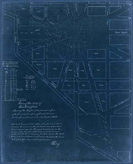 Amazon 18 x 24 blueprint style reproduced old map of 1946map 18 x 24 blueprint style reproduced old map of 1946map showing areas comprising united states malvernweather Images