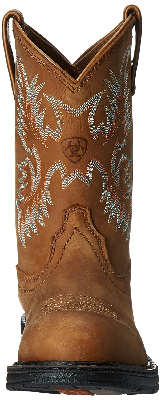 Ariat Womens Tracey H2O Comp Toe Western Work B00598FFK8 9 B(M) US Brown