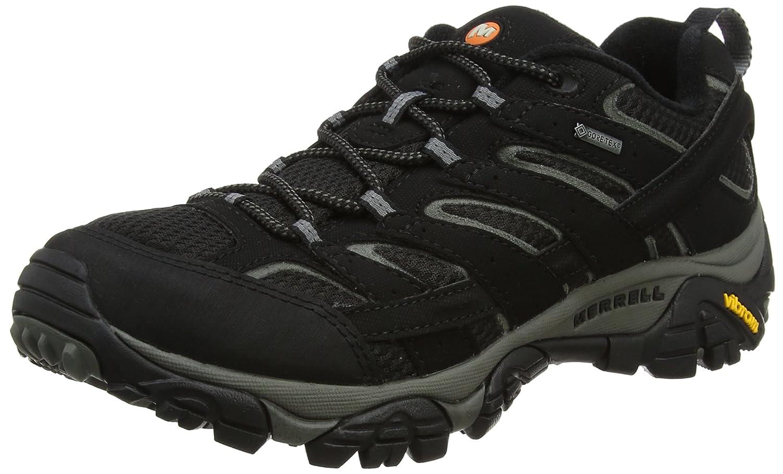 Merrell Men's Moab 2 GTX Hiking Shoe 10 D(M) US|Black