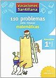 Vacaciónes Santillana, matemáticas, 1 Educación PriMaría. Cuaderno - 9788429408379