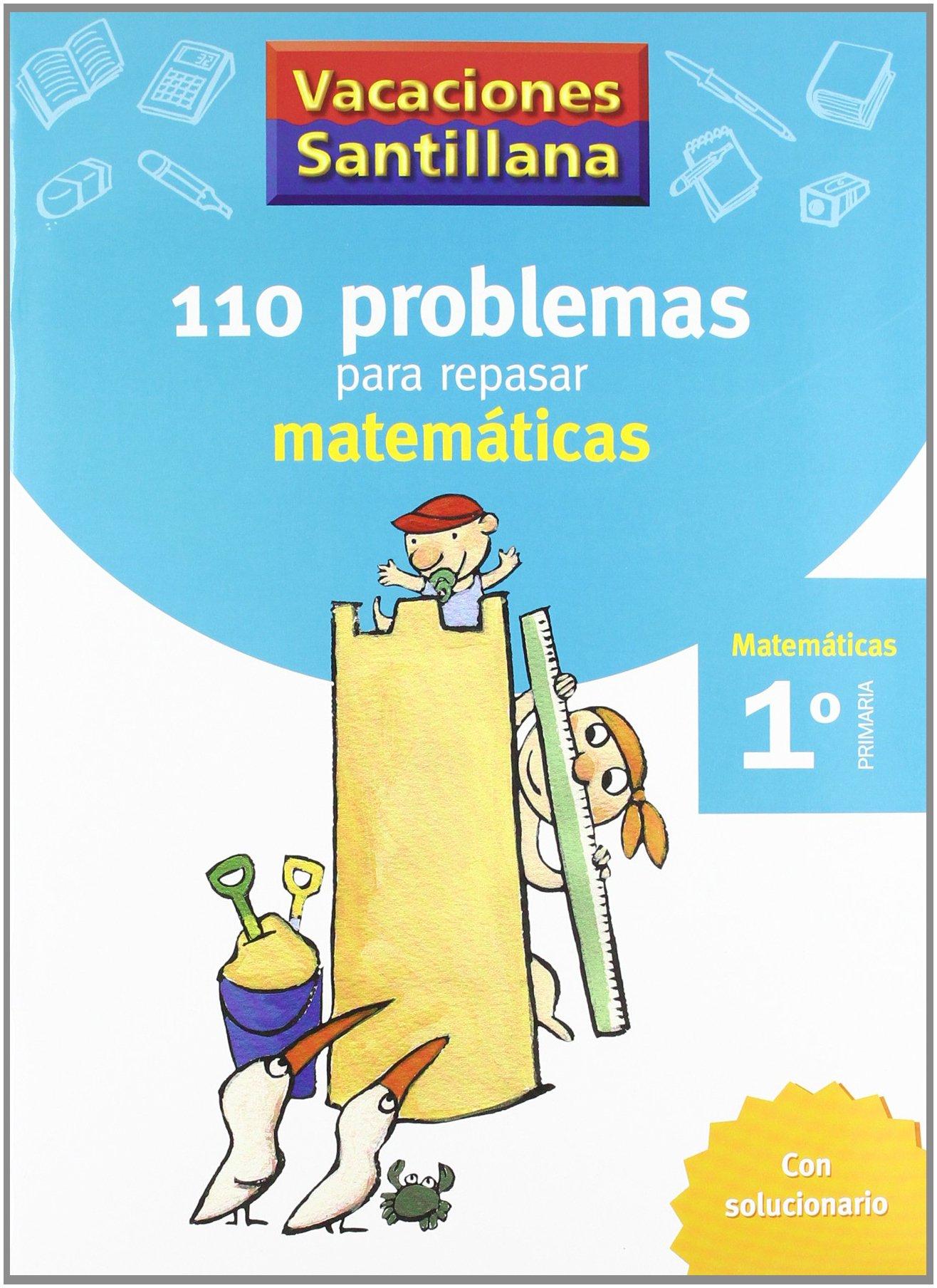 Vacaciones Santillana, Cuaderno para Matemáticas, Educación Primaria:  Amazon.es: Mercedes Gabin: Libros
