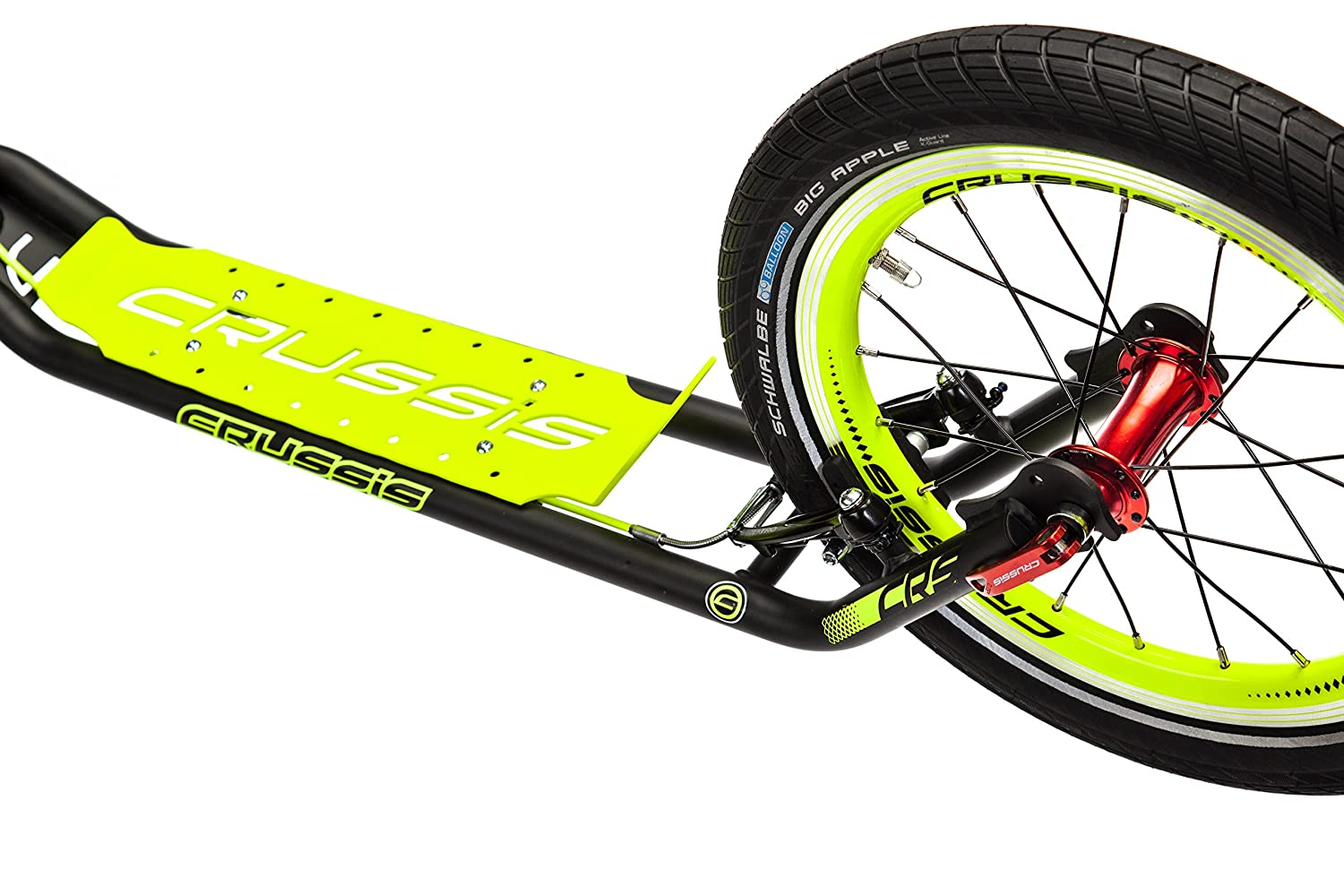 CRUSSIS electrobikes s.r.o. Active Patinete, Unisex, Active ...