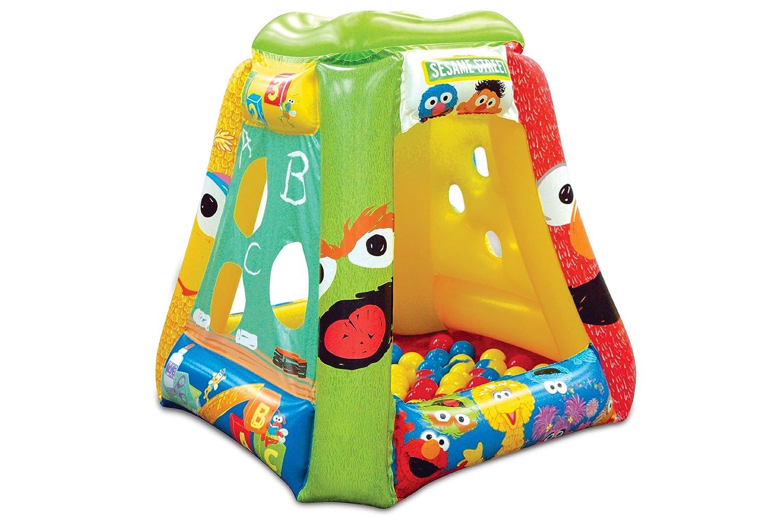 sc 1 st  Amazon.com & Amazon.com: Sesame Street ABC Playland with 20 Balls: Toys u0026 Games