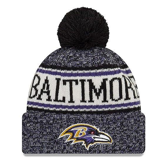 ... Moda - Gorras New Era para Hombre en ... Como Hacer Gorros Tejidos. A  NEW ERA Era Knitted Onfield Sport Beanie ~ Baltimore Ravens . 2e44324a9bf
