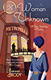 A Woman Unknown: Number 4 in series (Kate Shackleton Series)