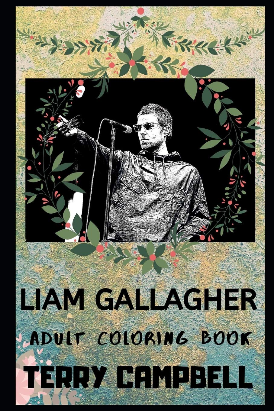 Liam Gallagher 14 English Singer Poster Music Star Photo Oasis Band Print Rock