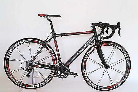 Bicicleta de carreras, Da Vinci 20 g, Compacta, con ruedas ...