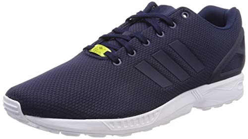 best service 85f52 1f373 adidas ZX Flux, Scarpe da Fitness Uomo, Blu Azuosc Blabas 000, 53 1 3 EU   Amazon.it  Scarpe e borse