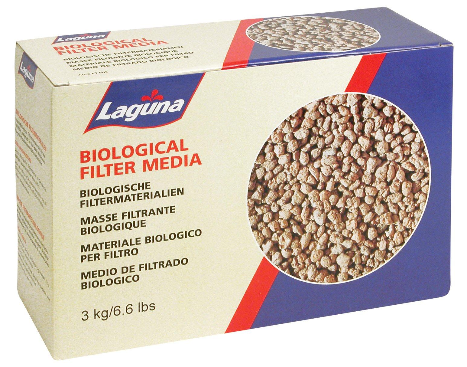 Laguna PowerFlo 1000 Biological Filter Media, 6.6-Pound
