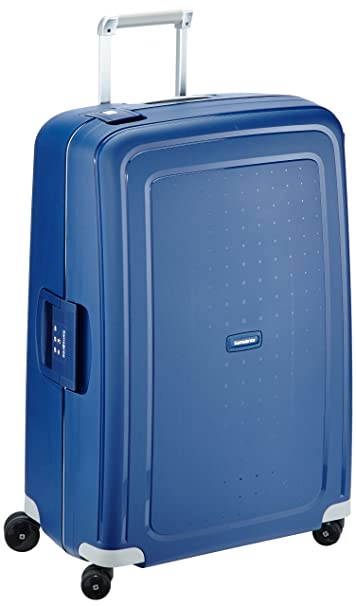 Amazon.com: Samsonite S Cure grande trolley, Azul oscuro ...
