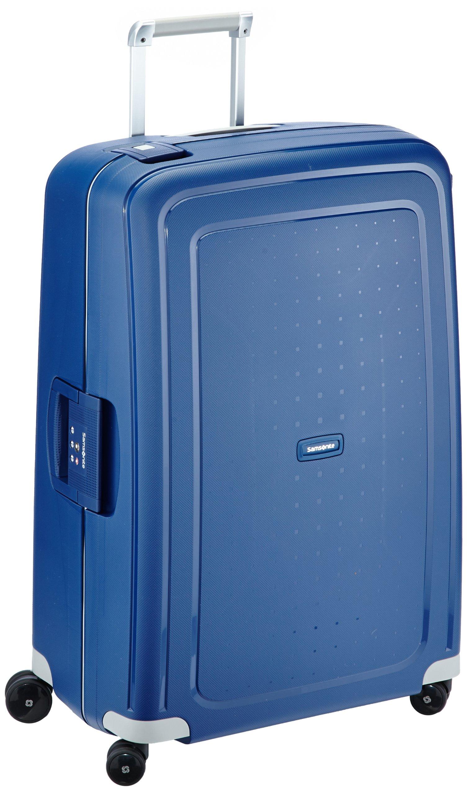 Samsonite S'Cure - Spinner 75 - 4,60 Kg Valise, 75 cm, 102 L, Bleu (Dark Blue) product image