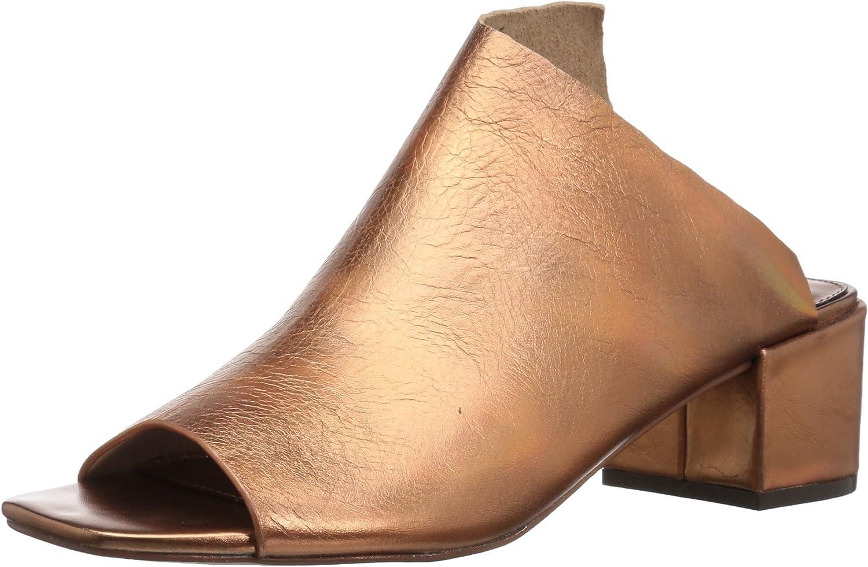 KELSI DAGGER BROOKLYN Womens Sabra Heeled Sandal,