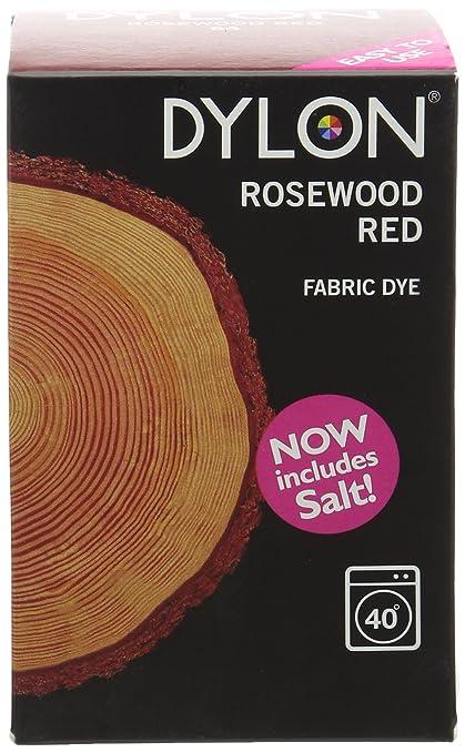 35 opinioni per Dylon 350g di colorante per tessuti in lavatrice,con sale- rosso palissandro