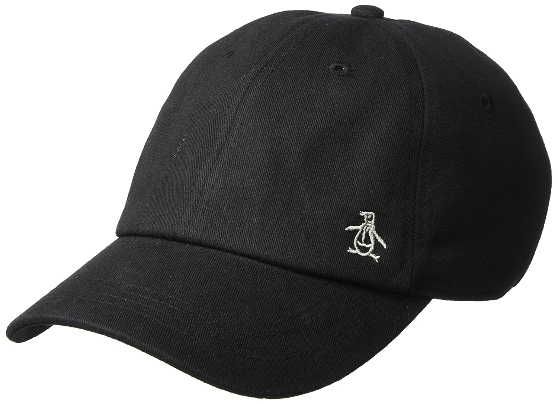 c1268b738b202 Amazon.com  Original Penguin Men s Twill Logo Baseball Cap