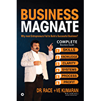 Business Magnate : Why most Entrepreneurs fail to build a Successful Business? (English Edition)