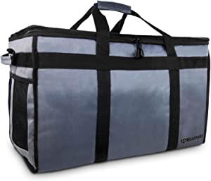BELLEFORD Insulated Food Delivery Bag PRO XXL - 23x14x15