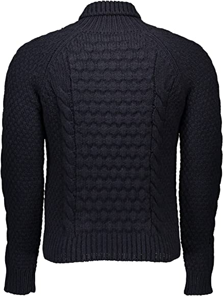 Fred Perry Jumper Punto Hombre Men Made In Italy Jersey Lana
