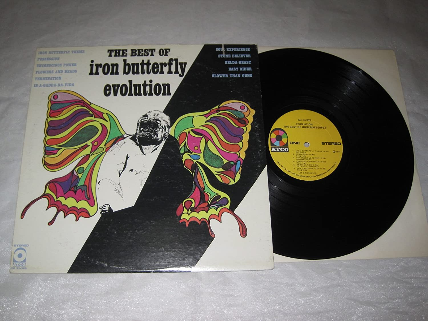 Evolution - The Best Of Iron Butterfly