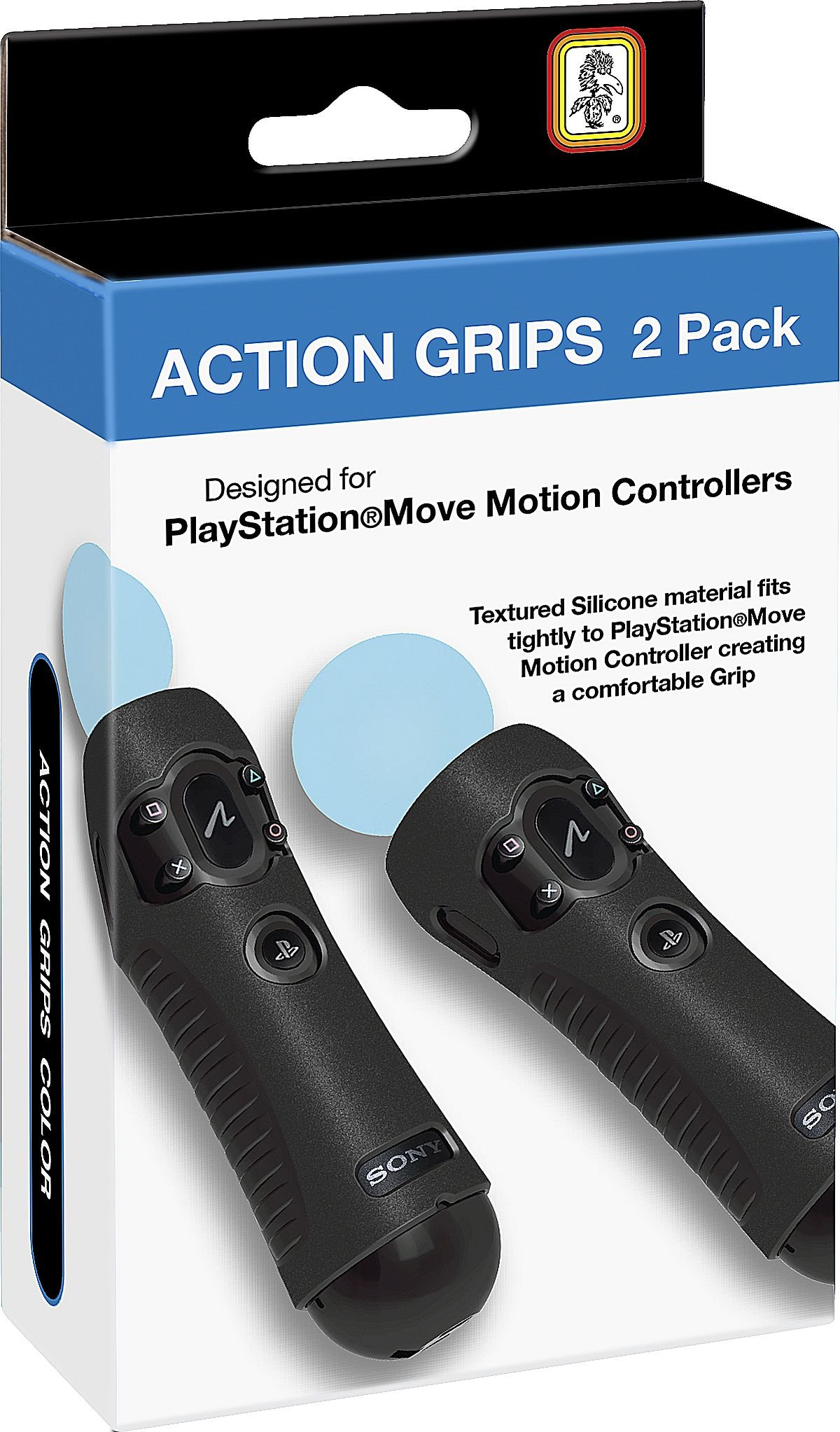RDS Industries 2 Pack Action Grips for PlayStation Move Motion Controllers (B01LX4ZCJL) Amazon Price History, Amazon Price Tracker