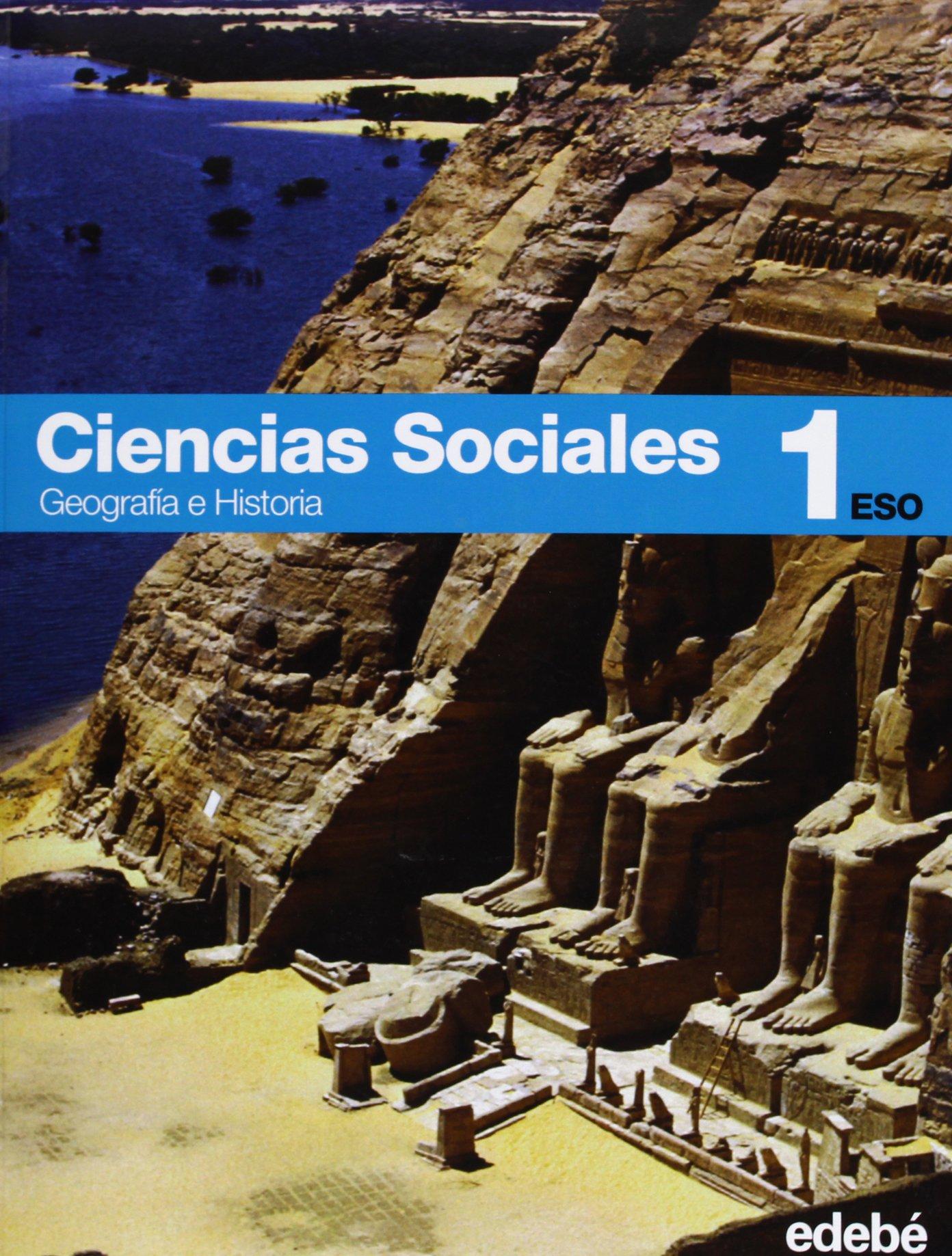 Ciencias Sociales. Geografía E Historia. 1º ESO - Edición 2007: Amazon.es: Edebé: Libros