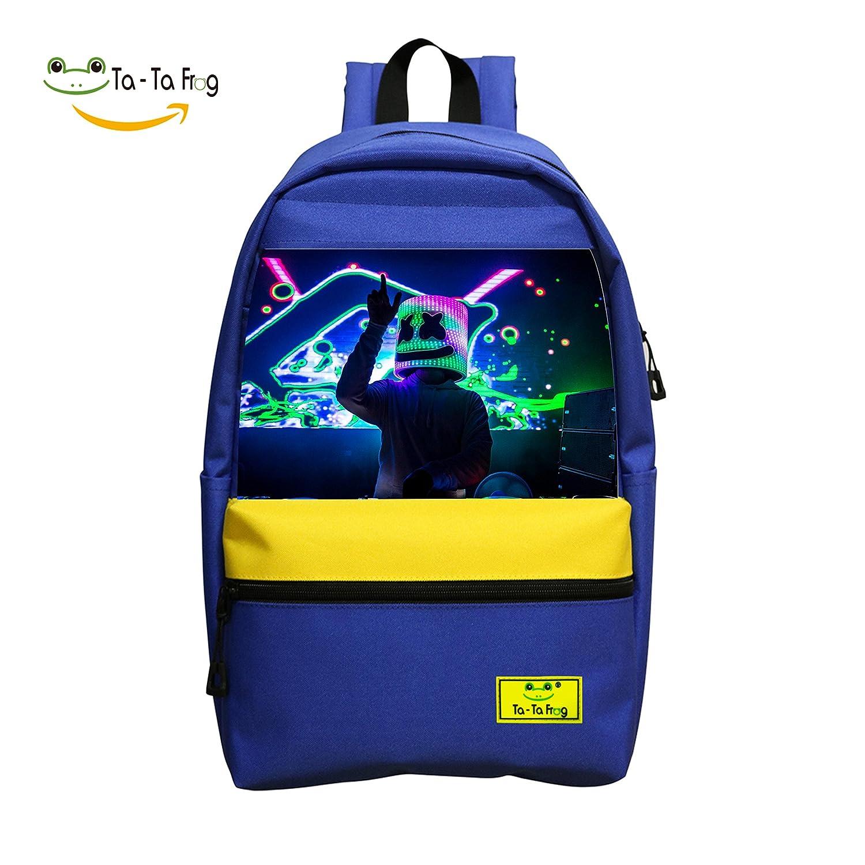 d930b1fed7db good Magic Marshmello-dj School Bag Backpack Boys Girls - products ...
