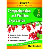 Excel Basic Skills Workbook: Comprehension and Written Expression Year 4