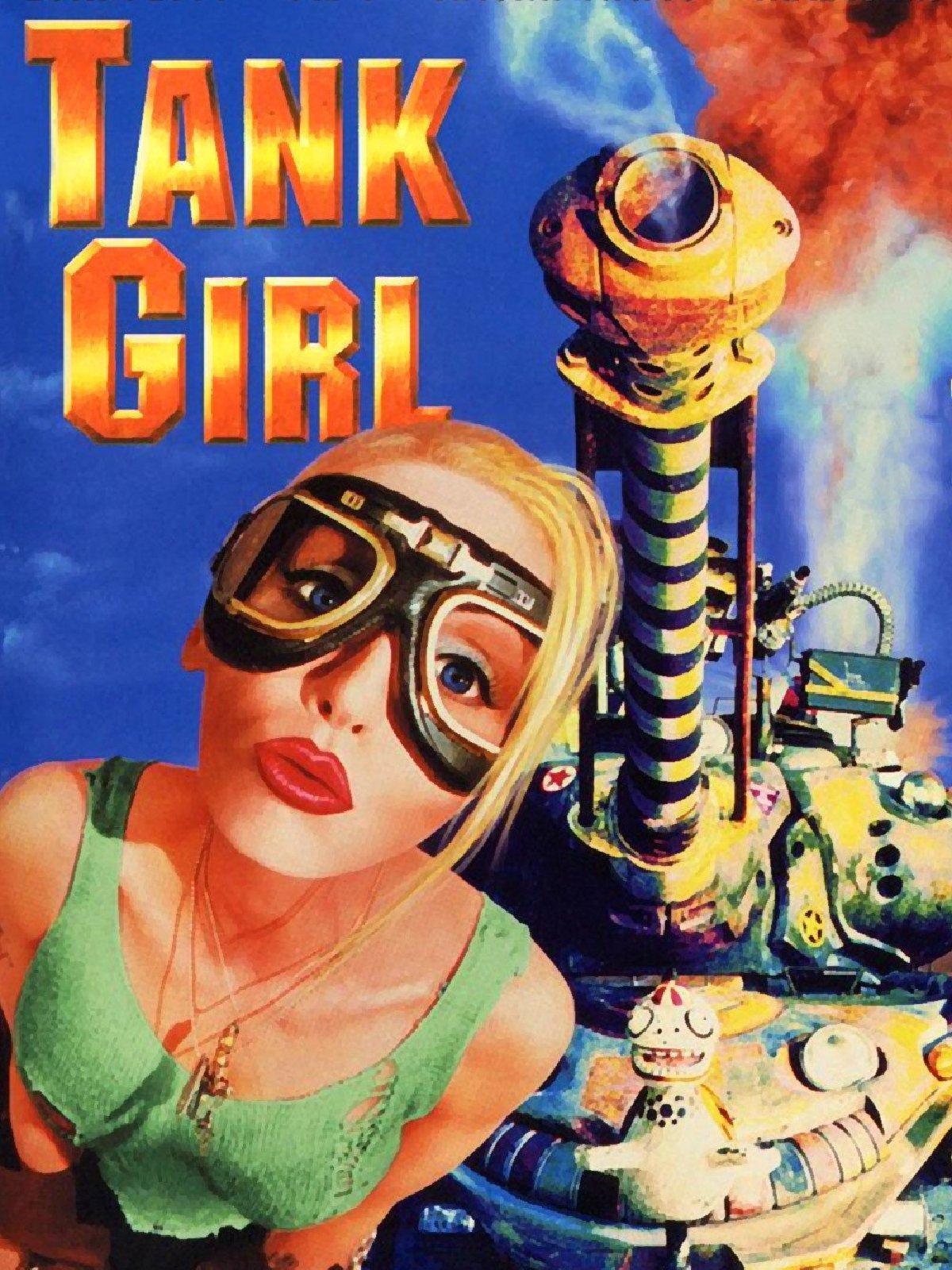 Amazon Com Watch Tank Girl Prime Video