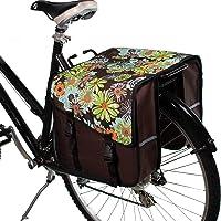 BikyBag Classic S - Dubbele fietstas voor dames mode fietsfiets dames - heren