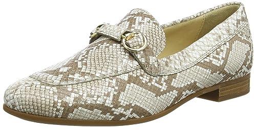 Geox D Marlyna F, Mocasines para Mujer: Amazon.es: Zapatos y complementos