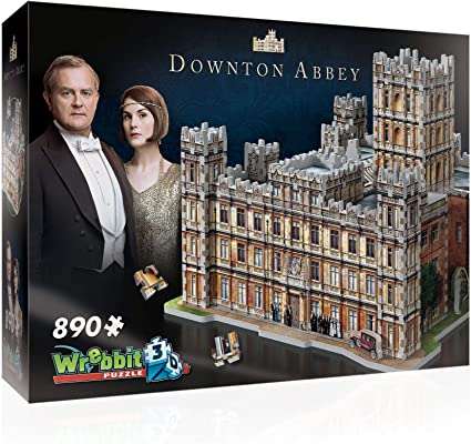 Downton Abbey 3D Puzzle