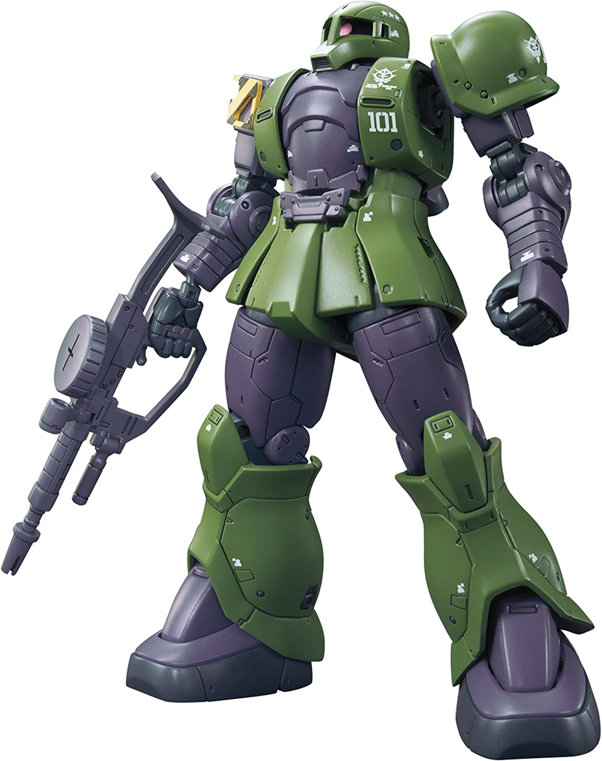 Bandai Hobby HG The Origin Zaku I Gundam The Origin Action Figure