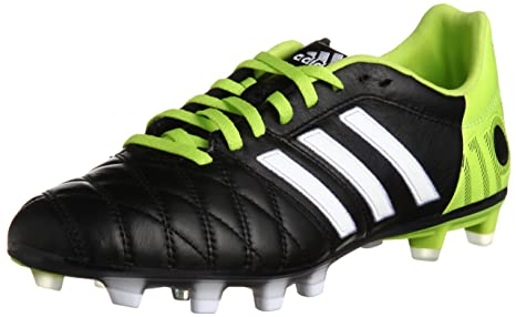 outlet store 779eb 12ab7 ... order adidas adipure 11pro trx fg fussballschuhe black running white  solar slime 40 2 e046b 7aa1a