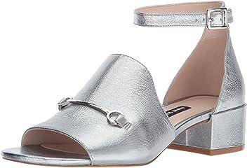 fffac67a8e8 Nine West Women s XQUILZA Metallic Sandal