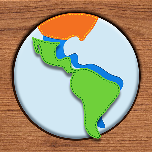 Amazon.com: Kids Maps - Latin America Map Puzzle Game ...