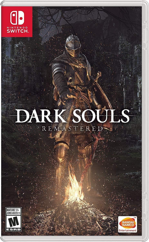 Nintendo Dark Souls: Remastered, NSW vídeo - Juego (NSW, Nintendo ...