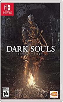 Dark Souls: Remastered (Nintendo Switch) Cover Art