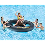 """Adult Intex Inflat-A-Bull with PUMP, Inflatable Pool Toy, 96"""" X 77"""" X 32"""" SET OF 2"""