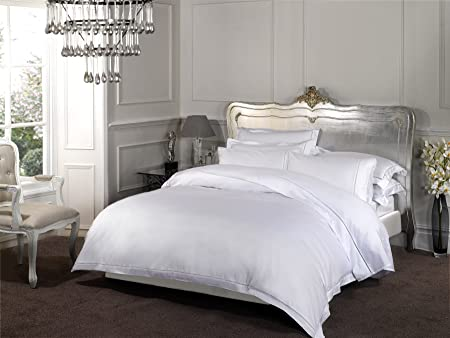 Exceptional Dorchester 100 Cotton Percale King Size Fitted Sheet   Bedding   Bed Linen    Extra Deep