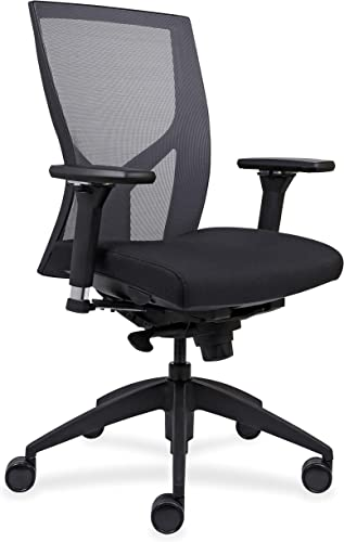 Lorell USA Seating Justice Chair