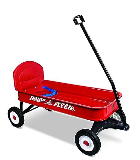 Imaginarium Radio Flyer Ranger Wagon, carro remolque (64677)