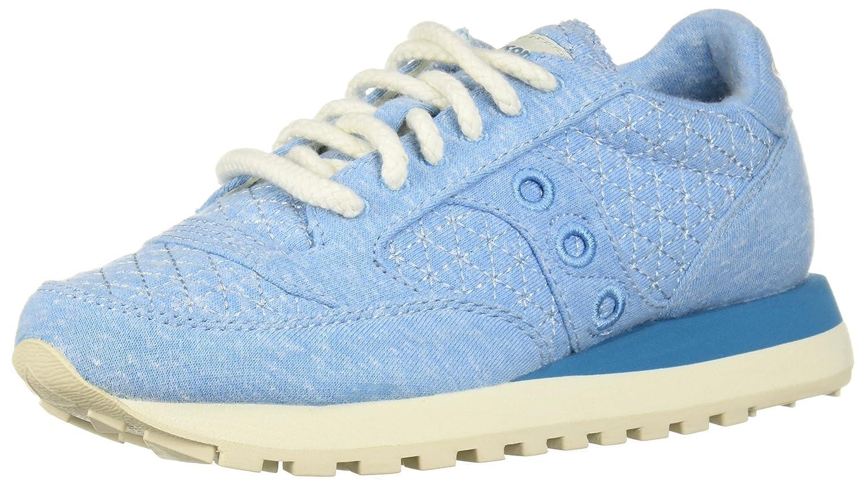 Saucony Originals Women's Jazz Original Sneaker B005BDYHT6 8 B(M) US|Light Blue