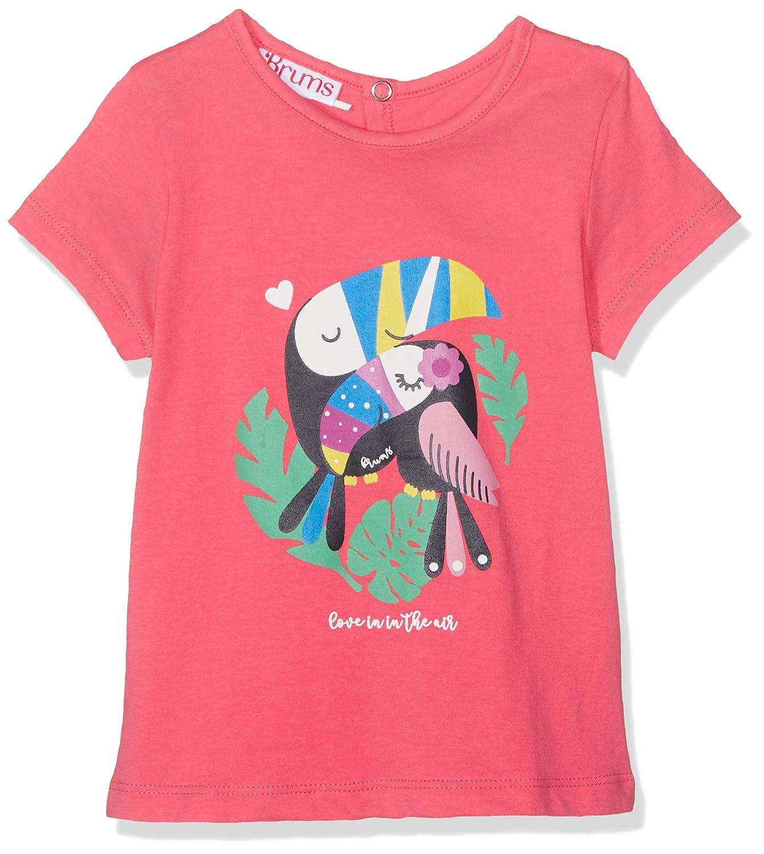 T-Shirt Jersey con Stampa Brums Felpa Bimba 0-24
