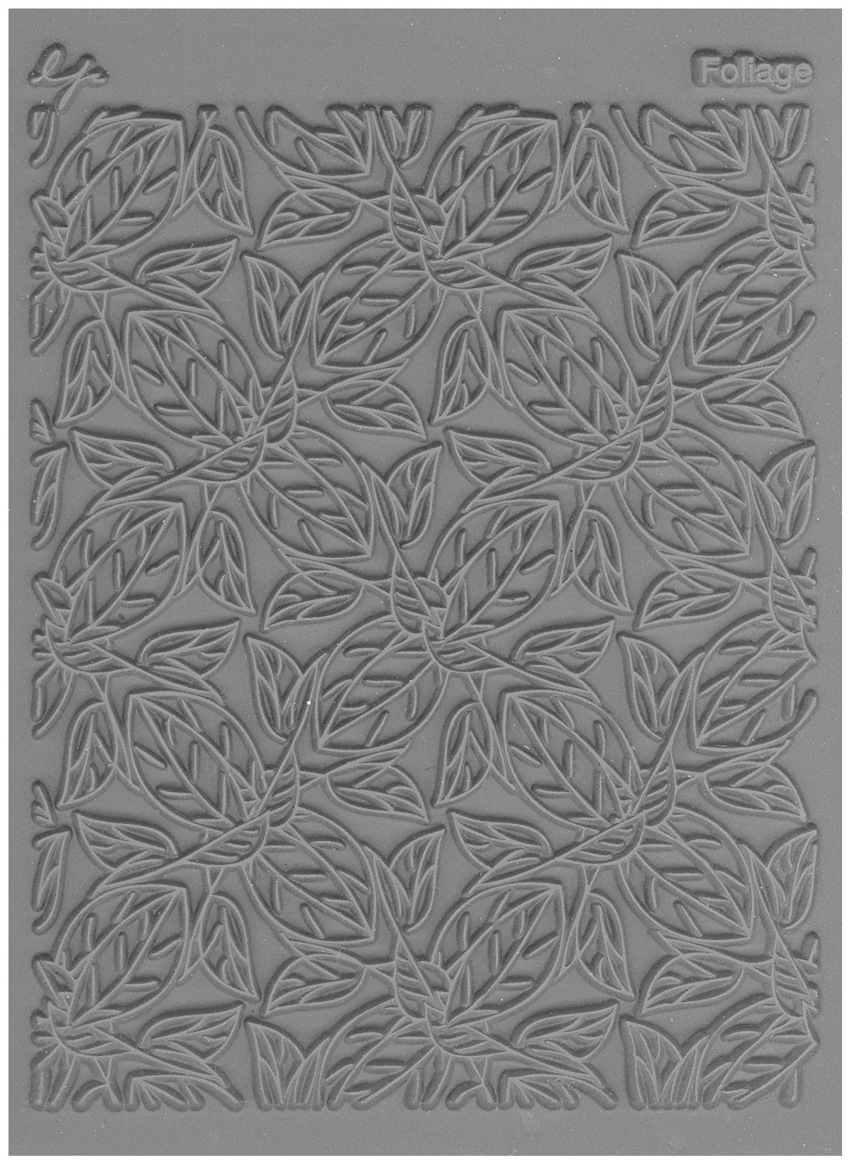 JHB International Inc Lisa Pavelka 527065 Texture Stamp Foliage