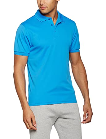 de5f18cd1dff James   Nicholson Herren Poloshirt Men´s Active Polo, Blau (Cobalt),