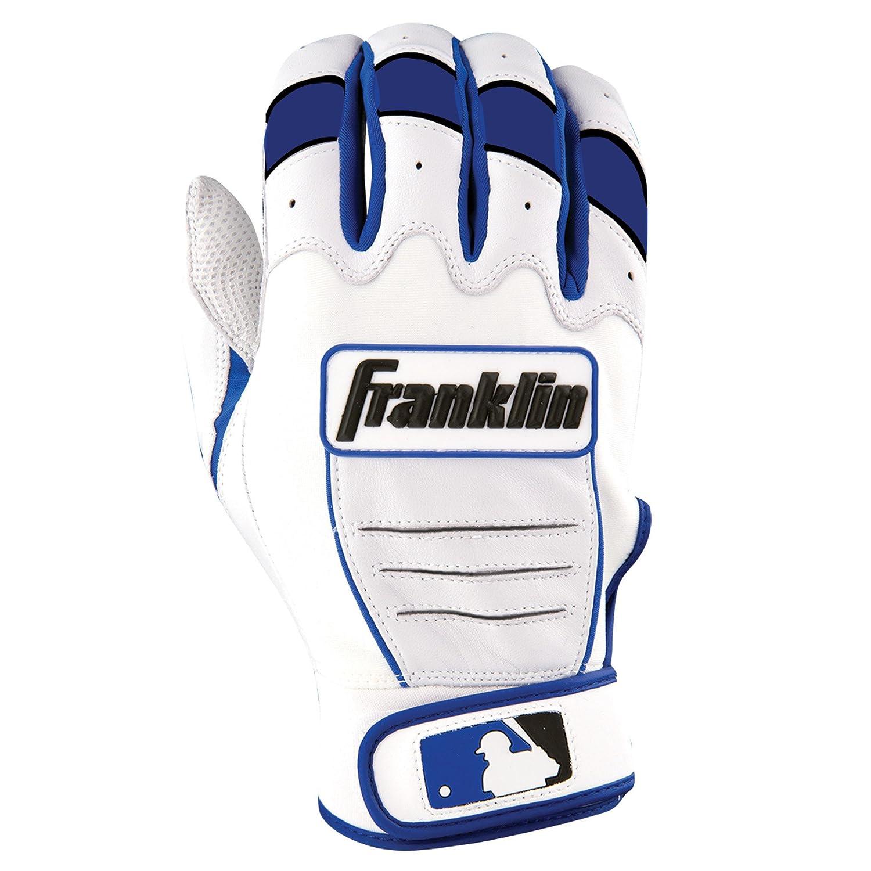 Franklin (フランクリン) スポーツ MLB CFX Pro バッティング グロ―ブ B00N4M4M6Y Small Pearl/Royal Pearl/Royal Small