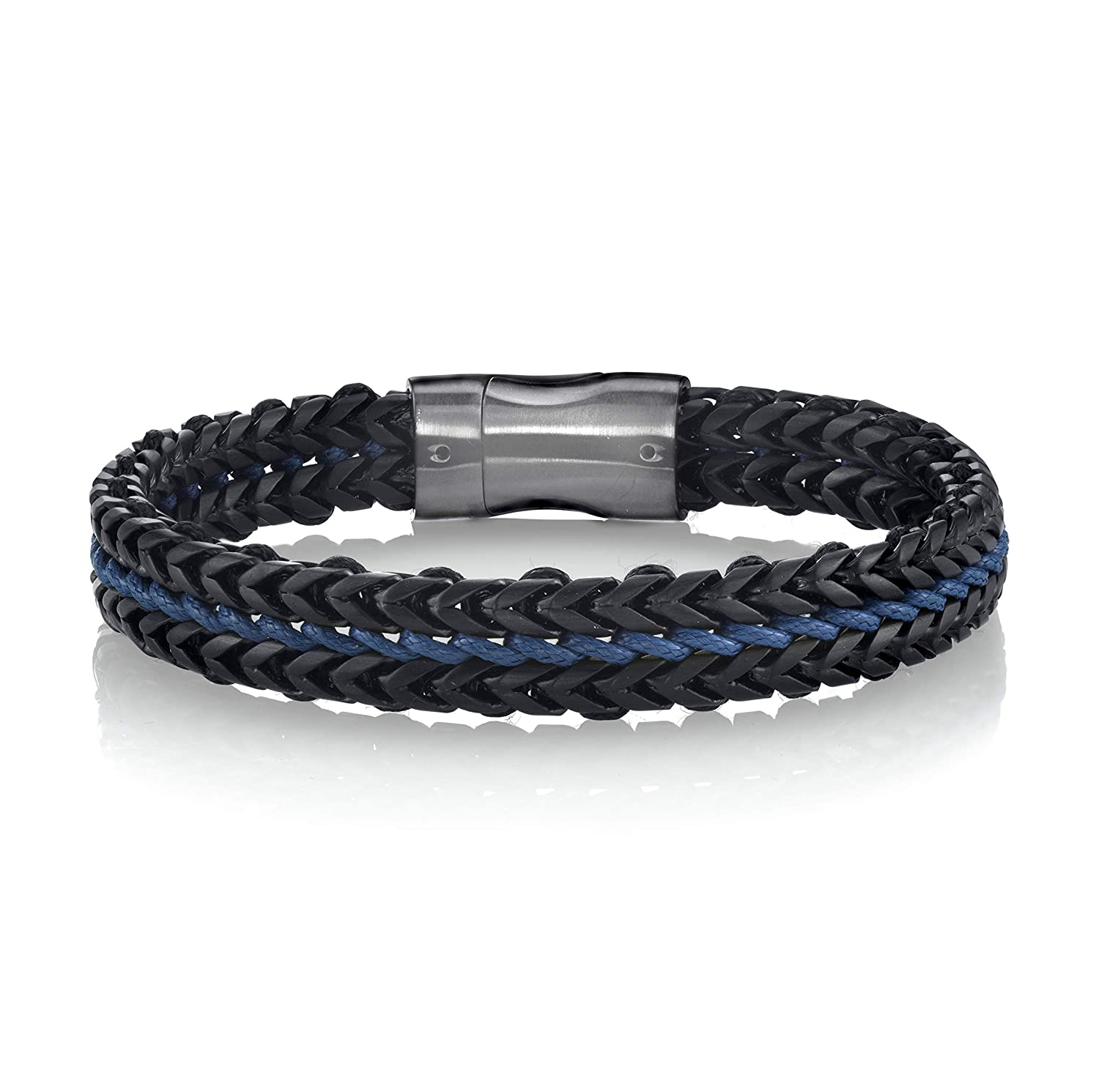 Amazon.com: Spartan - Pulsera de acero inoxidable para ...