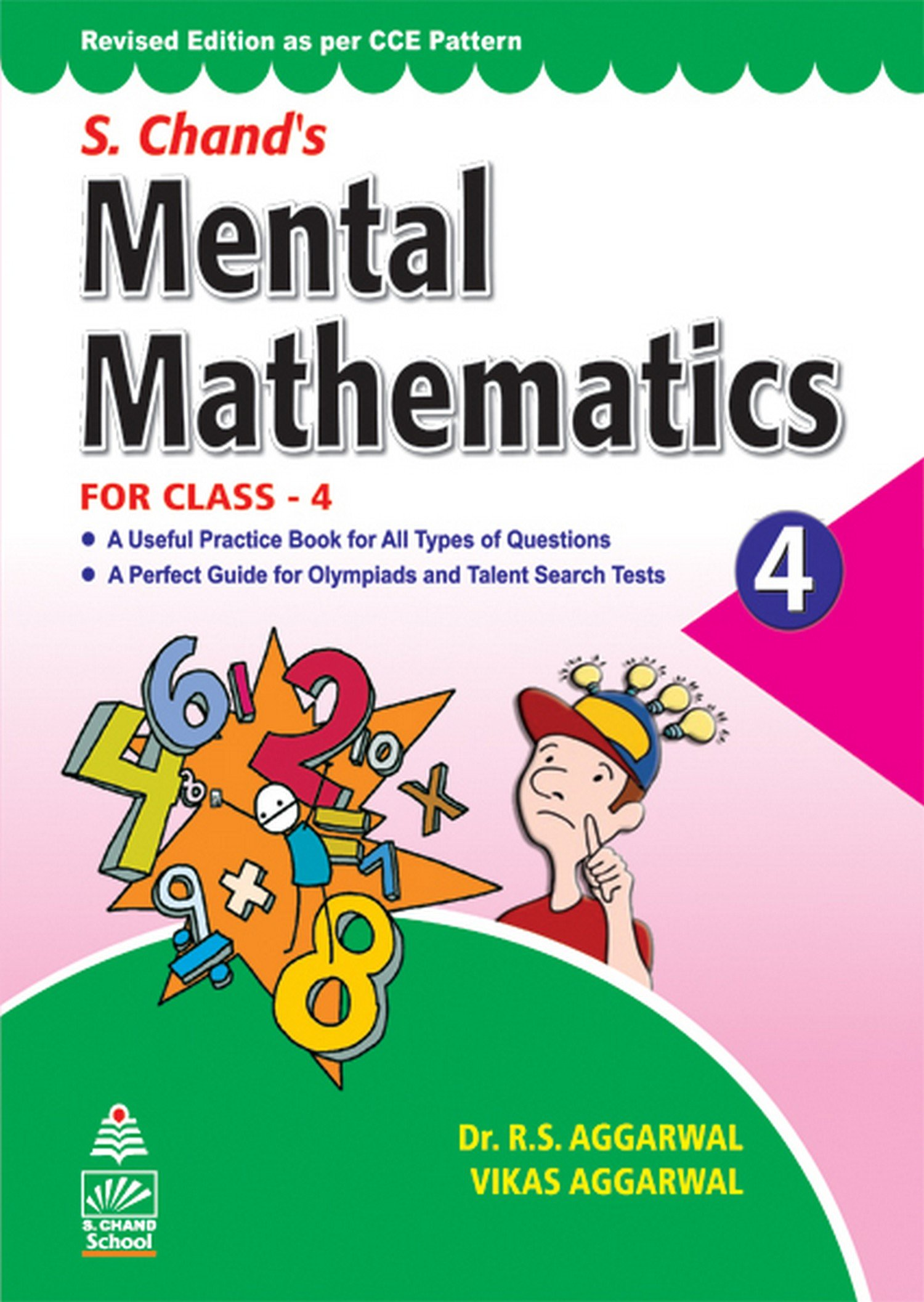 Buy S. Chand\'s Mental Mathematics for Class 4 (Old edition) Book ...