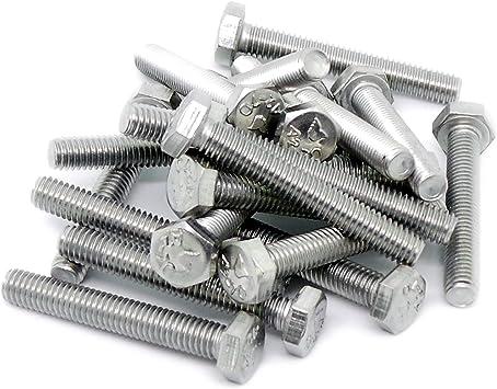 M6 (6 mm x 40 mm) hexagonal tornillos (totalmente roscados ...
